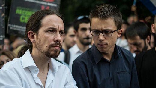 Vuelve la guerra Iglesias-Errejón: choque de trenes por las primarias madrileñas de Podemos