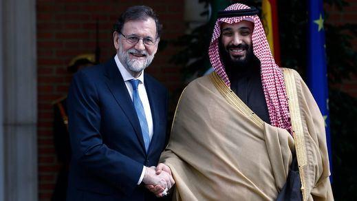 Ya somos socios preferentes de Arabia Saudí, país de dudoso respeto por los Derechos Humanos