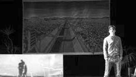 Obra de teatro Tijuana