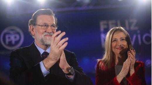 Rajoy, fiel a su estilo, no aclara si pedirá a Cifuentes que dimita