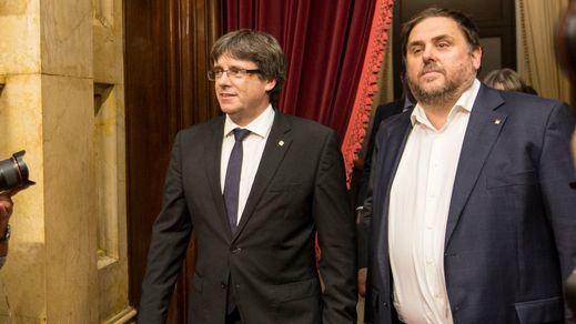 Junqueras urge a formar Govern y lanza un 'recadito' a Puigdemont