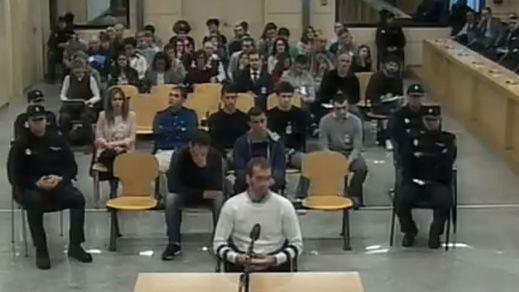 Juicio del 'caso Alsasua': los acusados reducen el incidente a una
