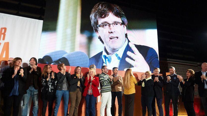 La nueva estrategia de Puigdemont pasaría por repetir como candidato a la investidura