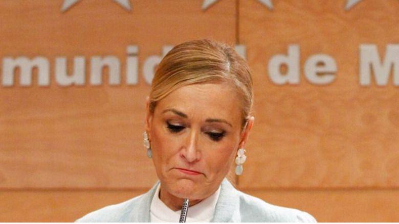 Cifuentes se niega a dimitir: 'He dado explicaciones sobradas no, sobradísimas'