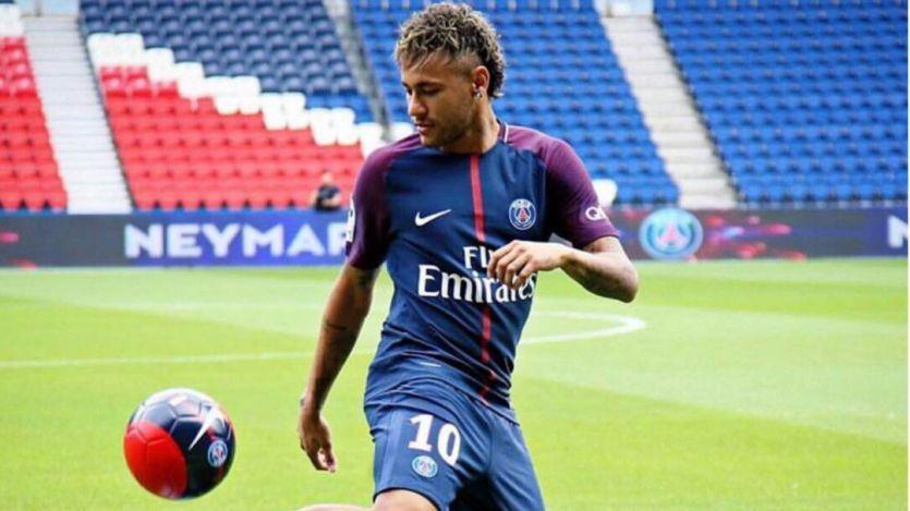 Neymar podría recibir el alta médica a mediados de mayo