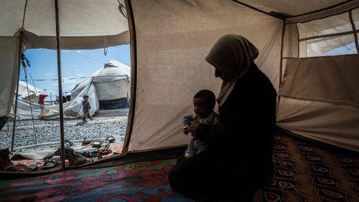 Los abusos que sufren mujeres y niños presuntamente vinculados al Estado Islámico en Irak