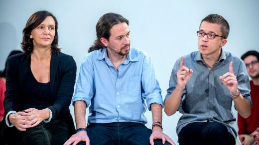 El plan de Bescansa para liderar Podemos pasa por 'ganar' Madrid con Errejón