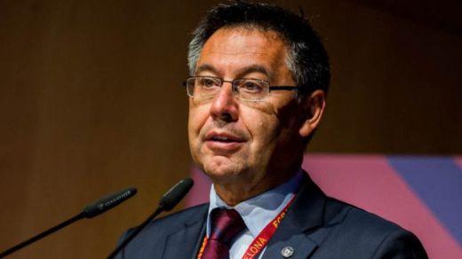 Bartomeu enciende la final de Copa del Rey con sus declaraciones sobre el procés catalán