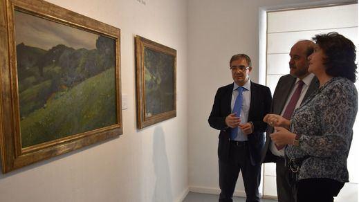 El Gobierno regional inicia con Sorolla una serie de exposiciones para situar a Cuenca a la vanguardia del arte contemporáneo