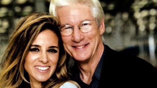 Richard Gere se casa con la española Alejandra Silva en secreto