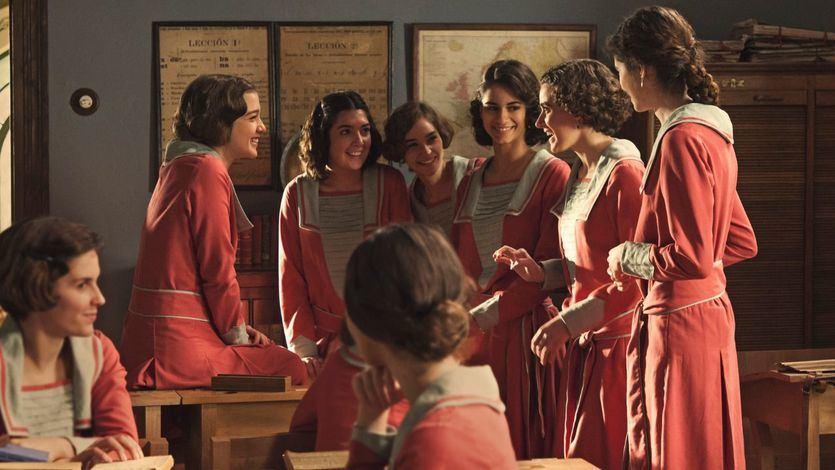 TVE estrena 'La otra mirada', la serie que devuelve la voz a las mujeres silenciadas