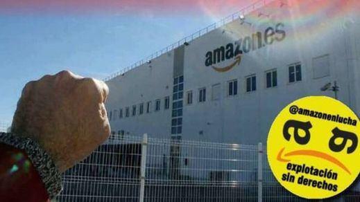 Los trabajadores mantienen el pulso a Amazon tras la purga y despidos después de la huelga