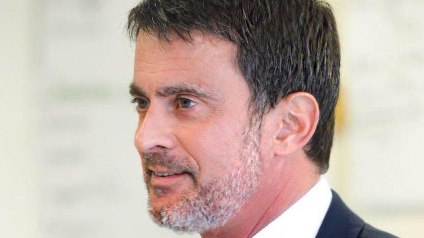Ciudadanos ofrece al francés Manuel Valls ser su candidato para Barcelona