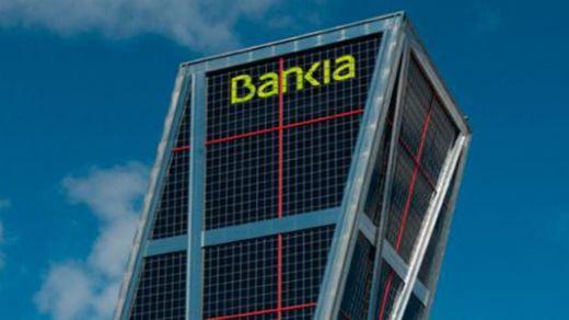 Bankia paga a los accionistas 340 millones en dividendos, una cantidad un 7% superior a la del año anterior