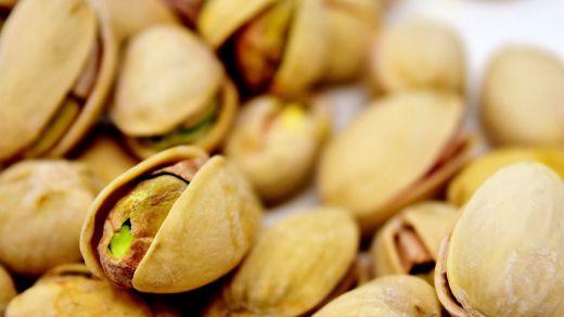 El pistacho, producto representativo de Castilla-La Mancha, estará presente por primera vez en la pirámide de la Dieta Mediterránea