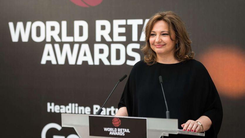 Marta Álvarez en el World Retail Forum