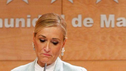 Encuestas: el PP se juega caer al tercer puesto en la Comunidad de Madrid tras el escándalo de Cifuentes