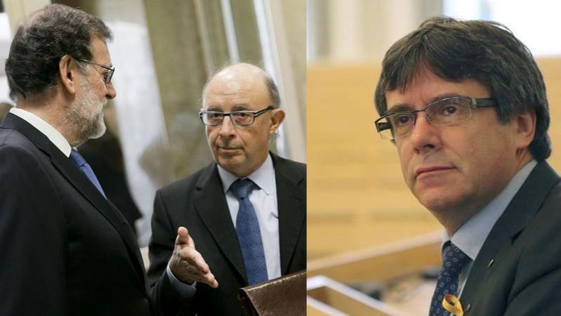 El Gobierno coordina una versión sobre el dinero presuntamente malversado en Cataluña mientras la Justicia estalla