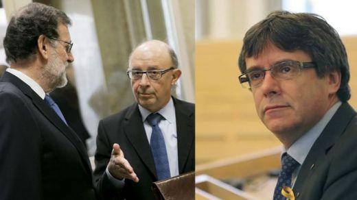 El Gobierno coordina una versión sobre el dinero malversado en Cataluña mientras la Justicia estalla