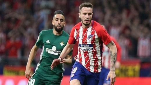 El Atleti ya pasa de la Liga y claudica ante el Betis (0-0)