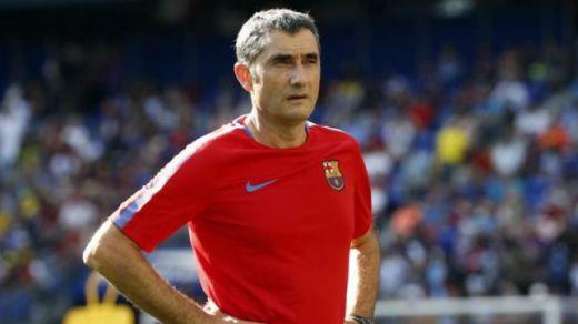 Valverde podría dejar el Barça al final de temporada pese al doblete