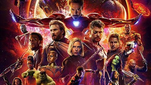 Las imágenes inéditas de 'Vengadores: Infinity War' a pocos días de su estreno mundial
