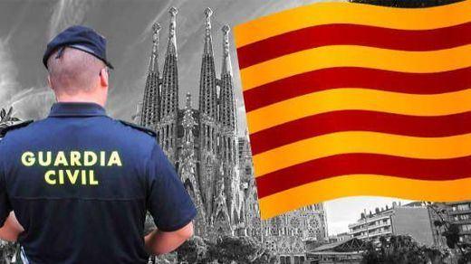 Denunciados 9 profesores catalanes por humillar a hijos de guardias civiles