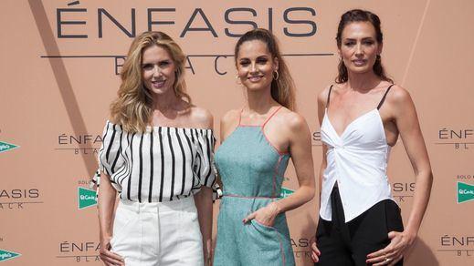Judit Mascó, Nieves Álvarez y Ariadne Artiles protagonizan la nueva campaña de 'Énfasis Black'