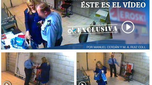> La sentencia final a Cifuentes: un vídeo robando en un supermercado