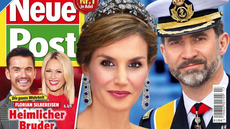 La prensa alemana da por hecho un divorcio inminente entre el rey Felipe y doña Letizia