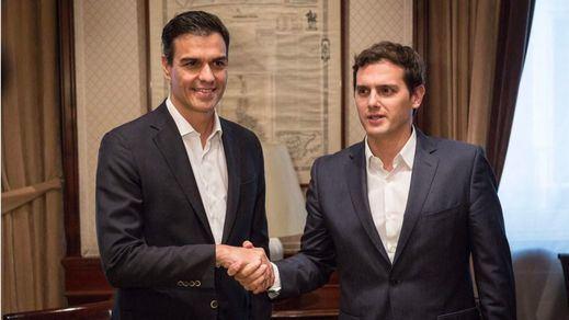 Sánchez llamará hoy a Rivera para que elija: 'Gabilondo o un partido podrido'