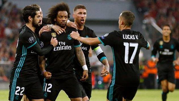 El Madrid ya gana por inercia: 1-2 a un Bayern que mereció mejor suerte