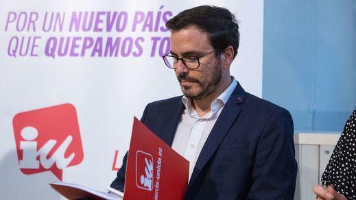 El bulo malintencionado sobre la disolución de Izquierda Unida e integración en Podemos