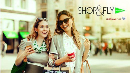 El Corte Inglés inicia con Iberia su programa 'Shop&Fly' para viajeros internacionales