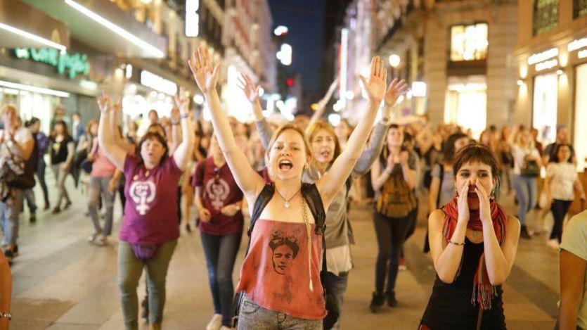 La sociedad española llega a la desafección total con sus instituciones tras la sentencia de 'La Manada'