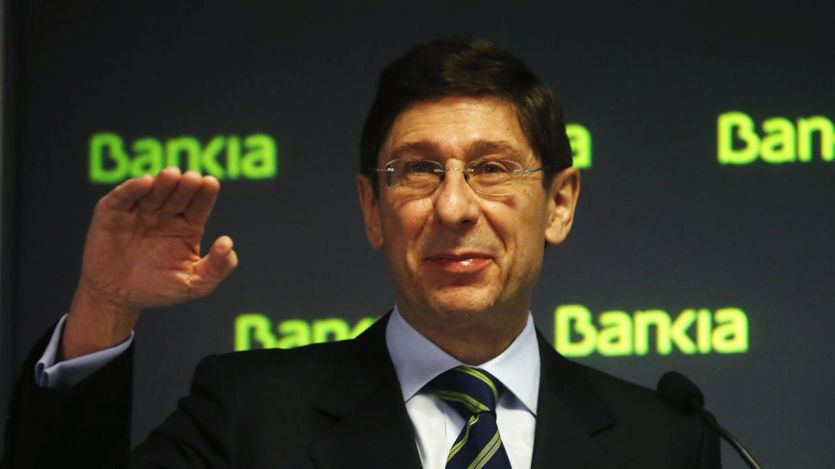 Bankia ganó 229 millones en el primer trimestre, un 24,5% menos