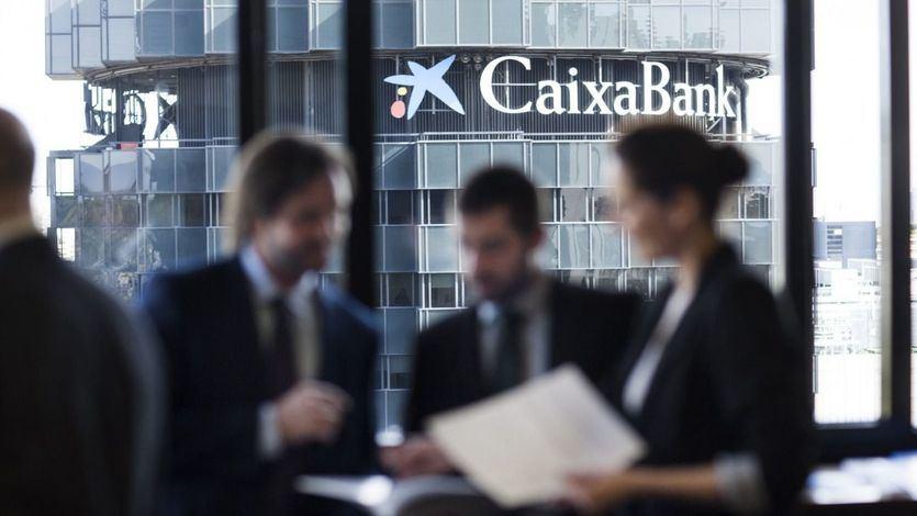 CaixaBank obtuvo un beneficio en el primer trimestre de 704 millones, un 75% más