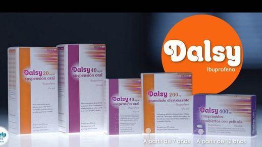 'Dalsy' vuelve a la venta en farmacias