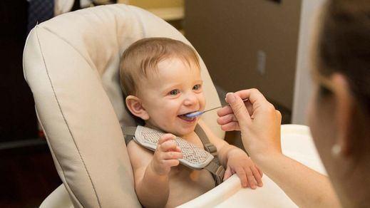 Cómo elegir tronas de bebé