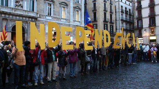 El independentismo, de capa caída: el apoyo social cae al 36%, según el CIS