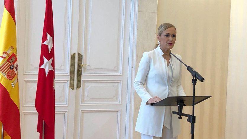 Cifuentes, ni diputada ni líder del PP madrileño: Génova busca su caída total