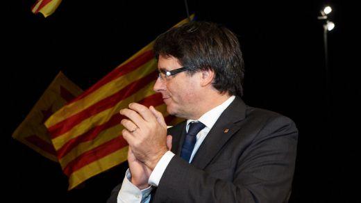 El partido de Puigdemont descarta la vía de la