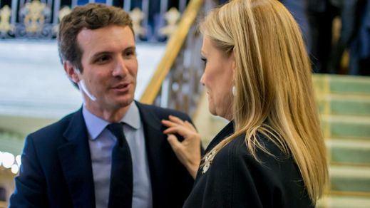 Casado y otros nombres que suenan en el PP para desatascar la era 'pos-Cifuentes'