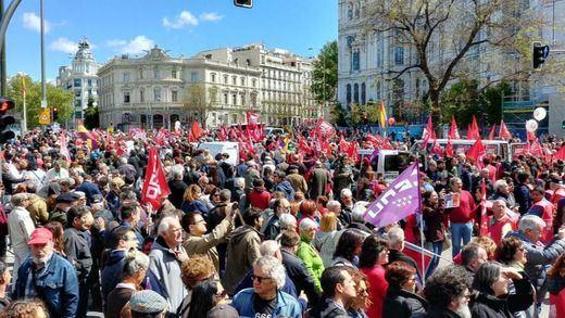 Igualdad, empleo y pensiones, ejes de las reivindicaciones del 1 de mayo