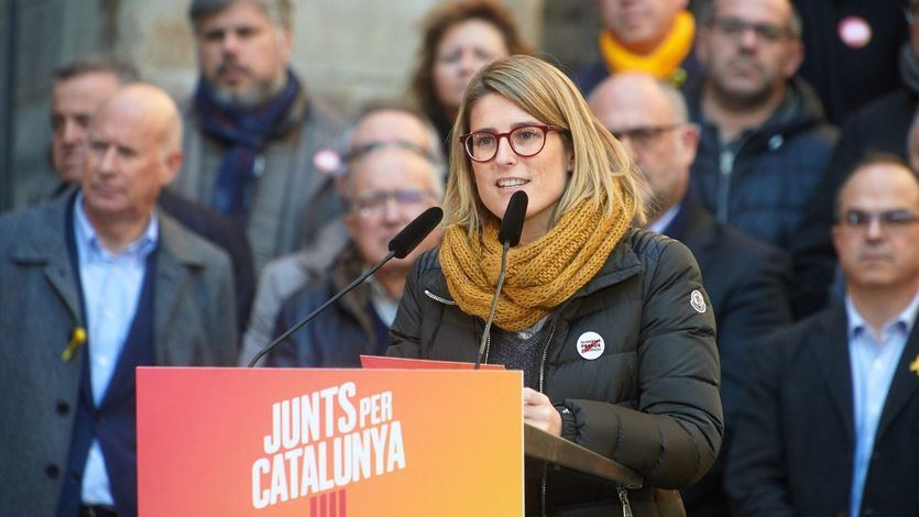 ERC abre la puerta a la investidura de Elsa Artadi para evitar 'volvérsela a jugar en unas elecciones'
