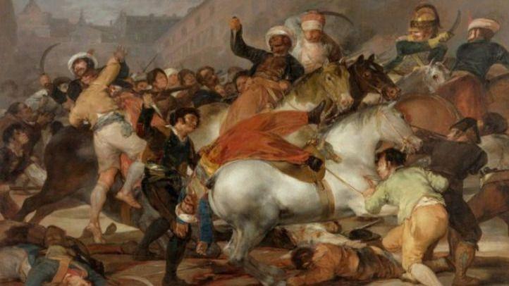 La valentía del pueblo madrileño el 2 de mayo de 1808
