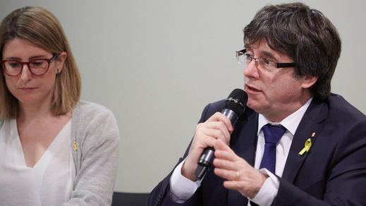 Elsa Artadi ya: sólo falta el visto bueno final de Puigdemont, que renunciará a la Generalitat