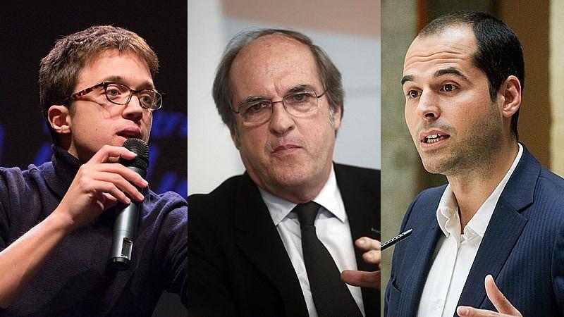 A la caza de 'manchas' del pasado para ensuciar la imagen de los candidatos a suceder a Cifuentes en Madrid