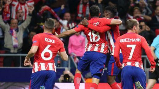 El Atlético, fiel a su estilo, se apunta a otra final europea (1-0 al Arsenal)