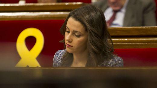 Ciudadanos confía en que la ley que permite a Puigdemont ser presidente a distancia no se aplique jamás